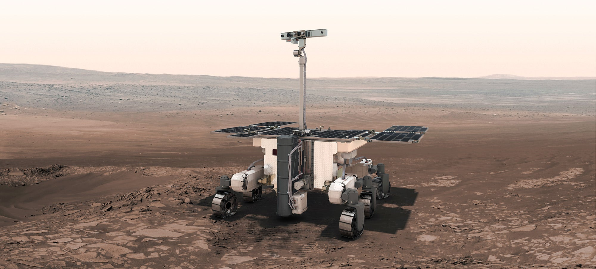 Europe and Russia Push Back Next Mars Rover Mission to 2020
