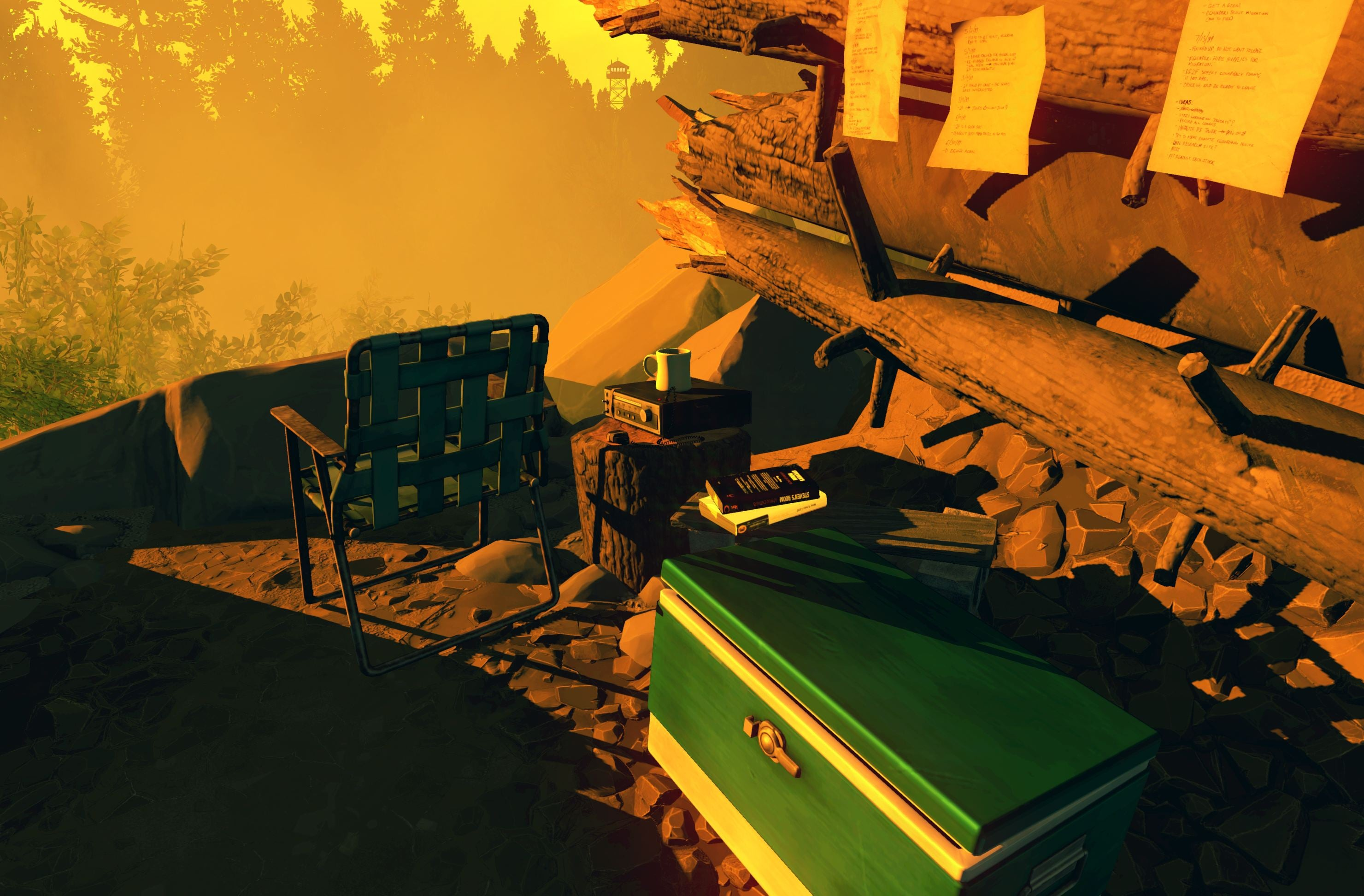 Firewatch's Fancy
