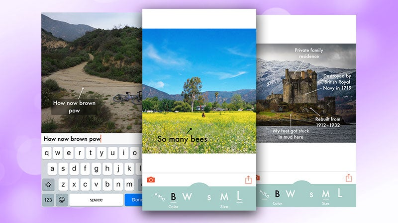 This For iOS Makes Adding Simple Annotations To Photos Dead Simple