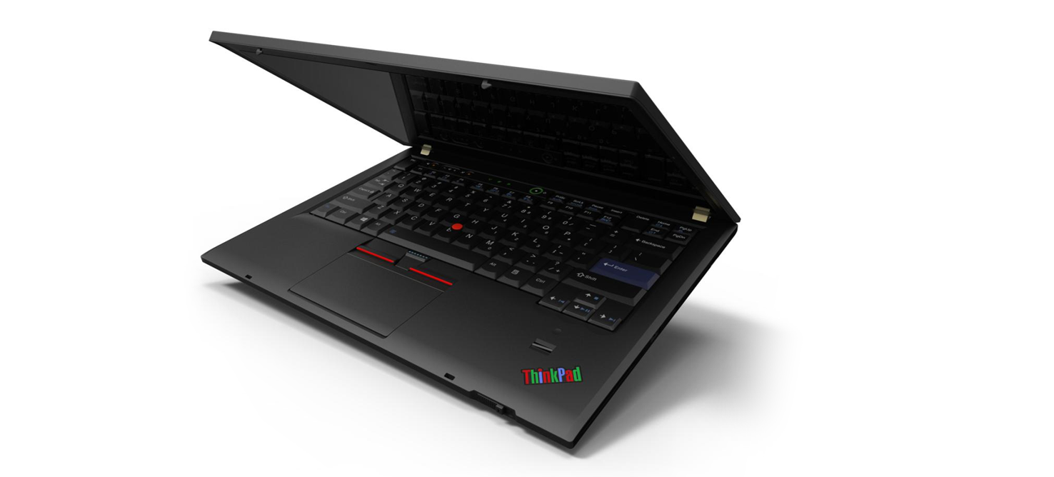 Would You Buy This Retro ThinkPad Stuffed With Modern Tech?