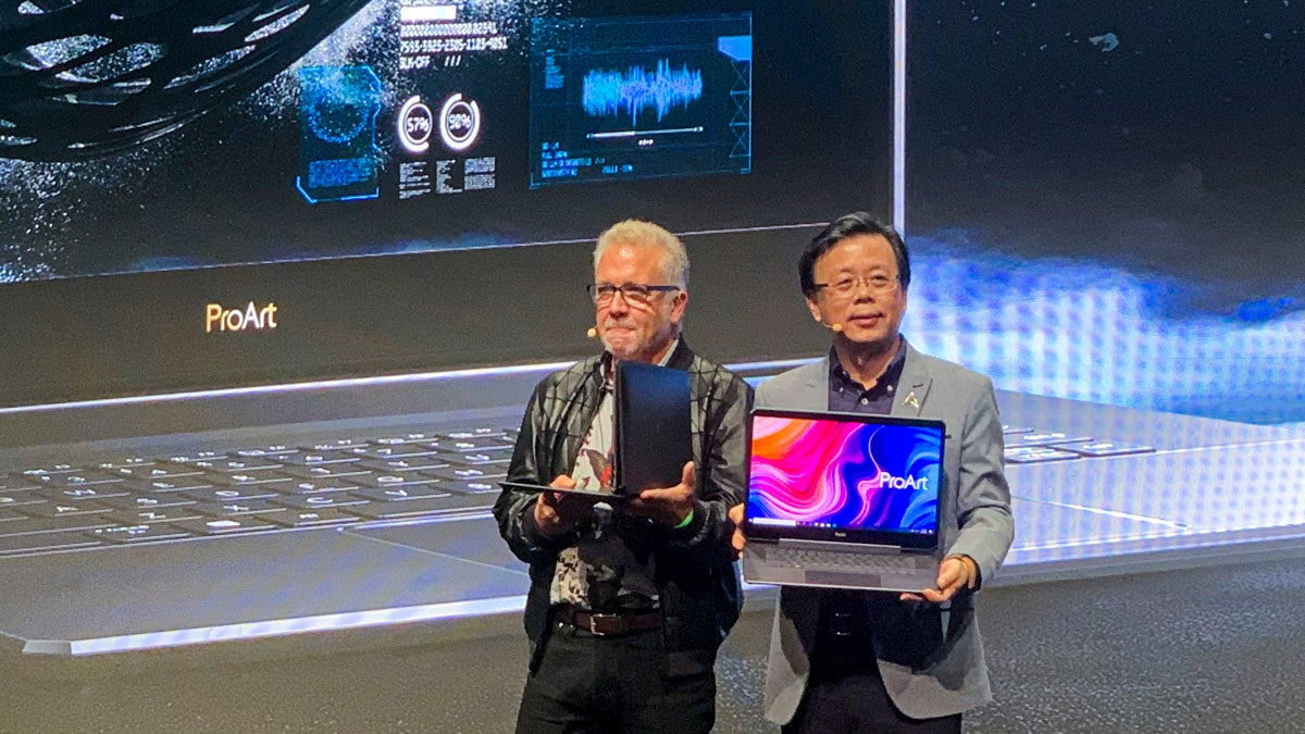 Asus Packed A $6899 Nvidia GPU Into A Laptop