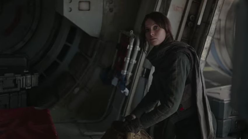 Extended Rogue One Trailer Continues Trend Of Spoiling Everything