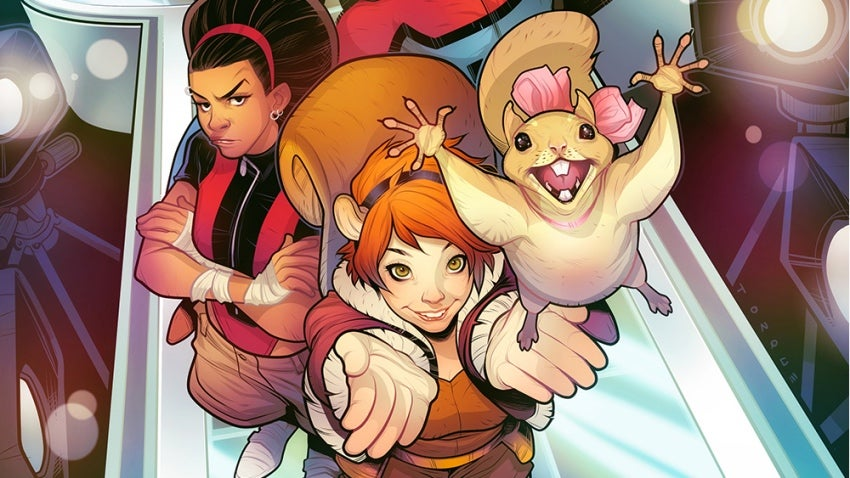 Freeform Reveals The New Warriors Joining Squirrel Girl