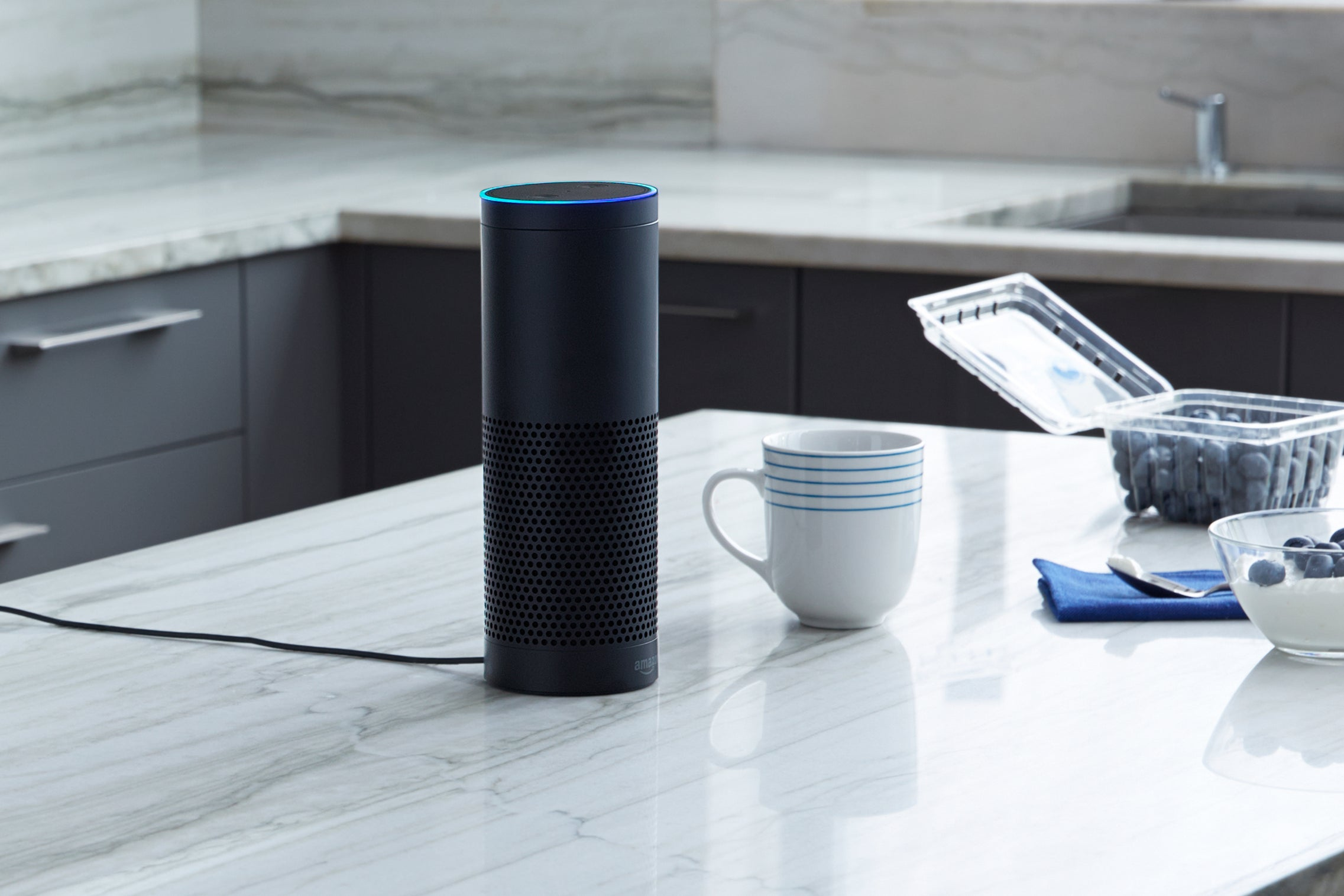 Amazon's Echoes Can Finally Sync Together To Play Music Like A Sonos