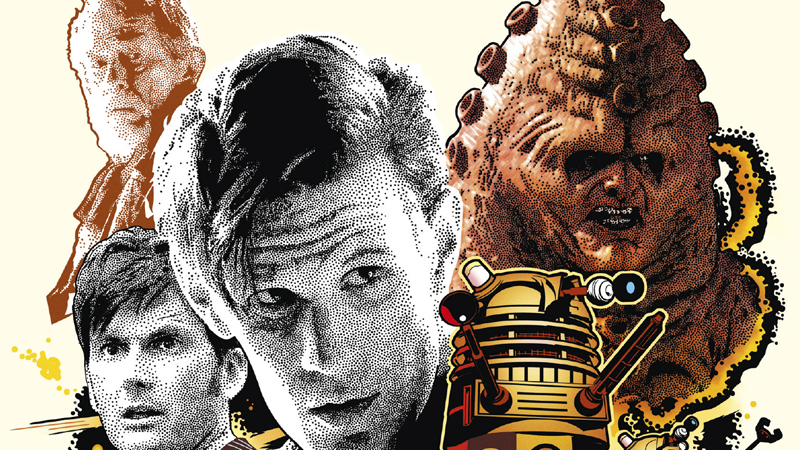 Episodes From Doctor Who's Revival Are Getting The Old School Novelization Treatment