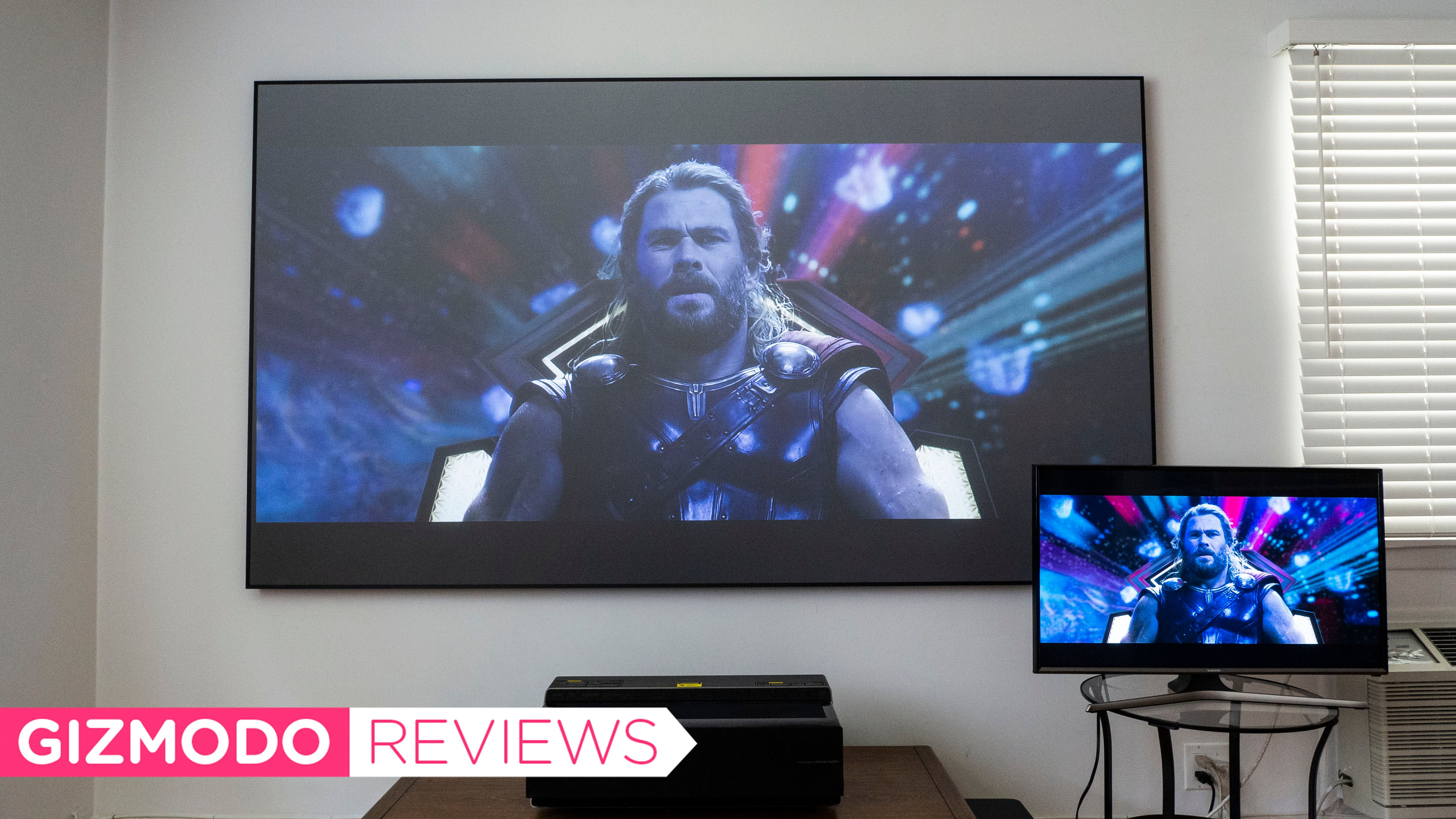 Hisense's Absurd 100-Inch Laser TV Turned Me Into A Big Screen Believer