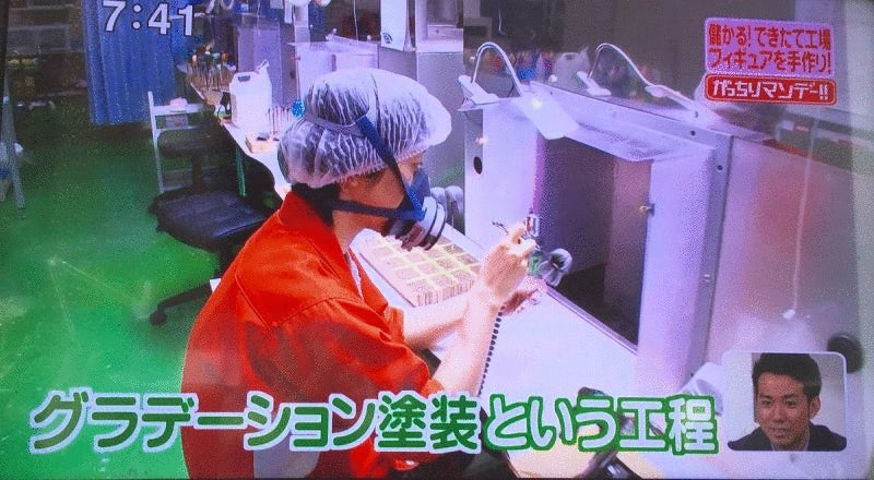 Inside A High-Quality Japanese Figurine Factory