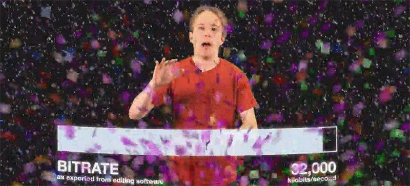 Why Confetti Is Video Quality's Worst Nightmare