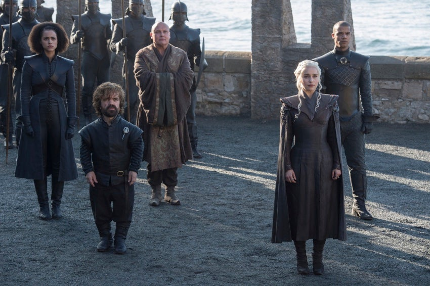 First Photos From Game Of Thrones Season Seven Tell Us Nothing, But Let's Speculate Anyway