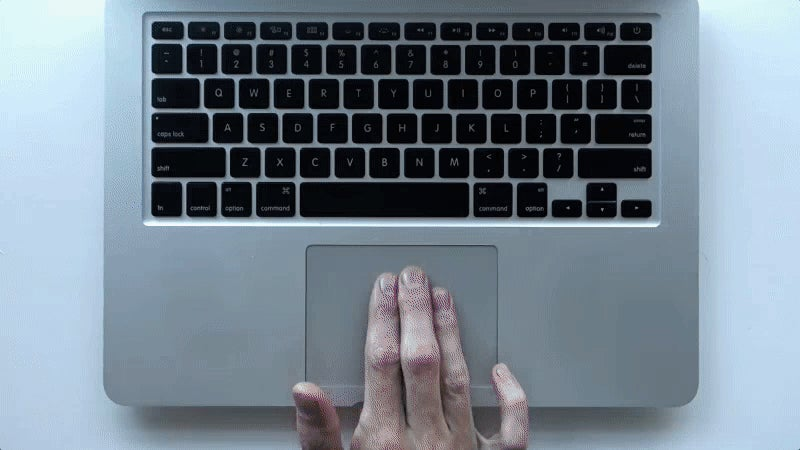 10 MacBook Trackpad Gestures That Save You Time