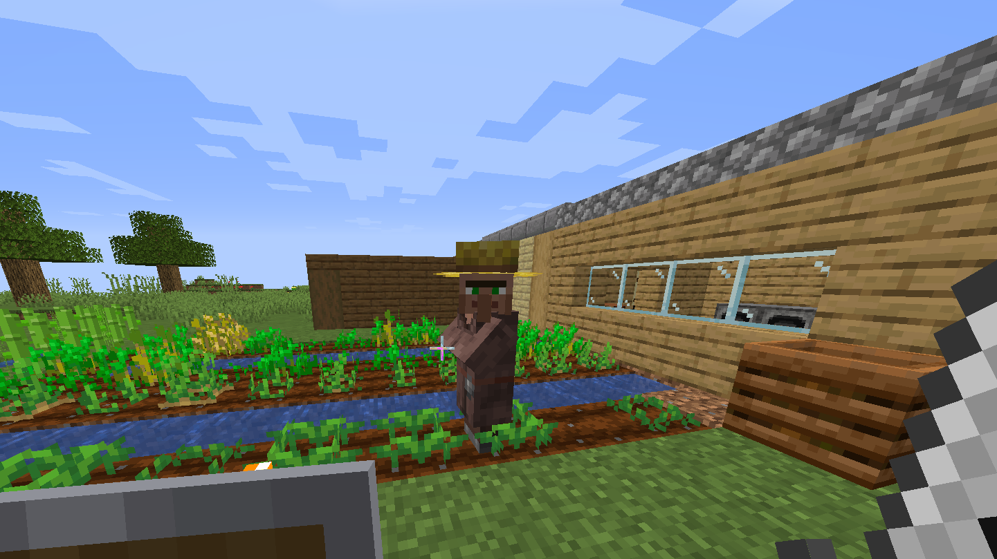 Minecraft Villagers Are Out Of Control After Latest Update