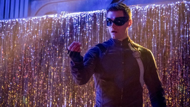 OnThe Flash, Ralph Dibny Took A Delightful Step To Becoming A Great Superhero