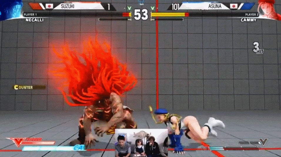 10-Year-Old Street Fighter Prodigy Pops Off On Daigo's Show