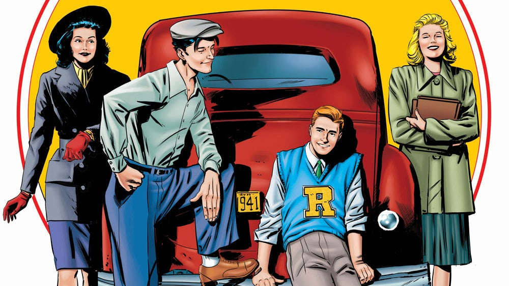 Archie 1941 Will Explore How Riverdale Experienced World War II