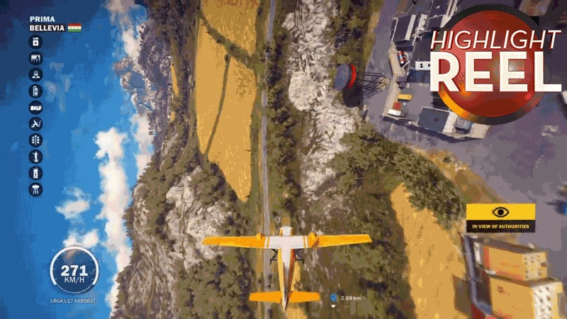 How To Land A Plane Correctly In Just Cause 3