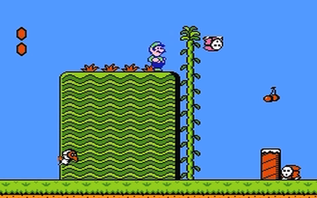 I Try To Play Super Mario Bros. 2 Once A Year