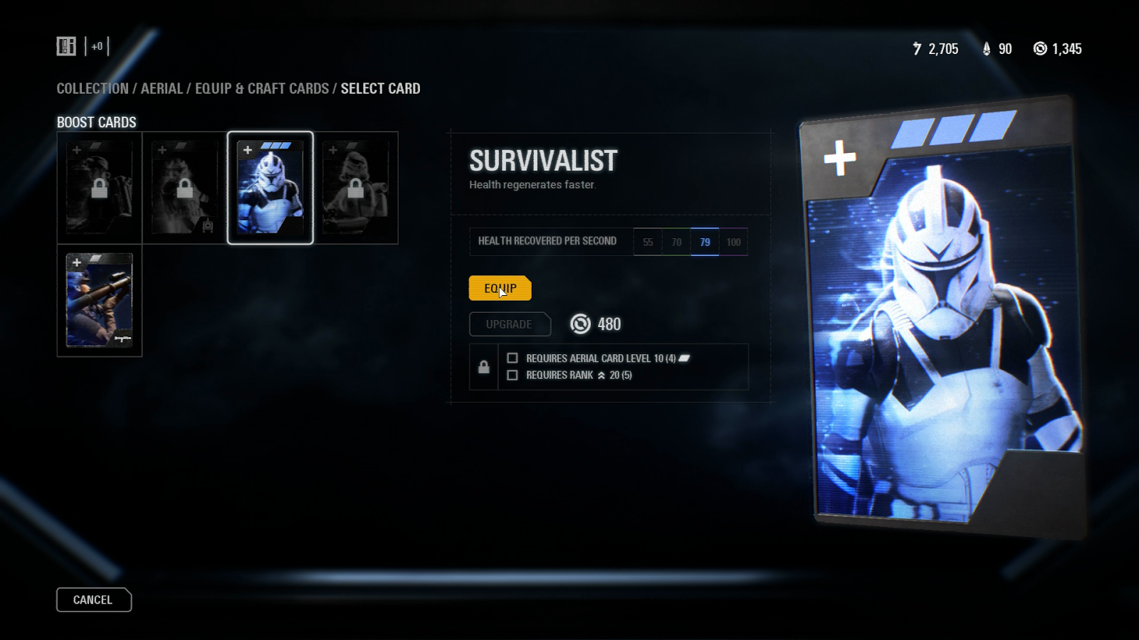 How To Craft Star Cards Battlefront