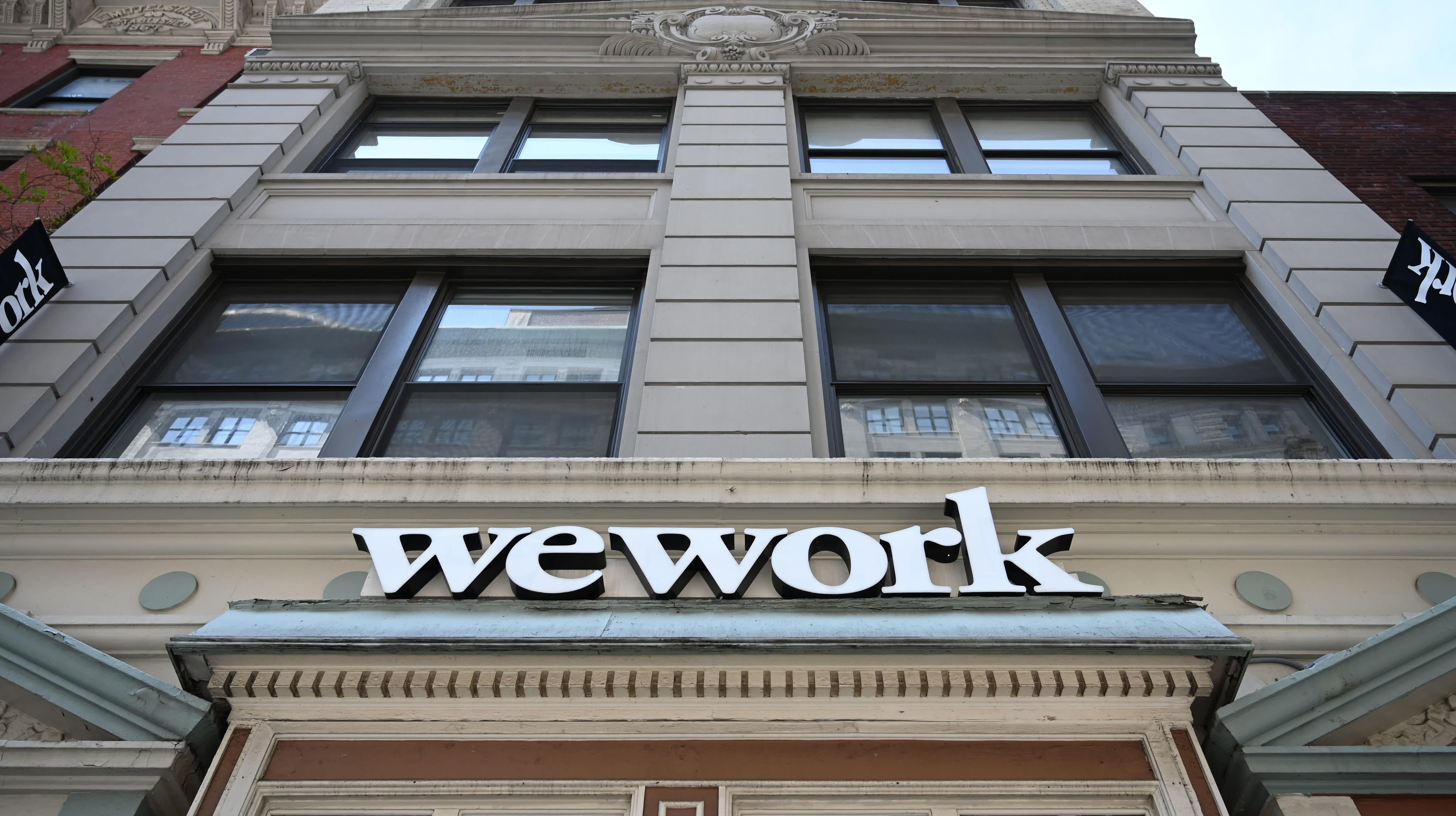 WeWork Reportedly Knew About Its Toxic Phone Booths For Months
