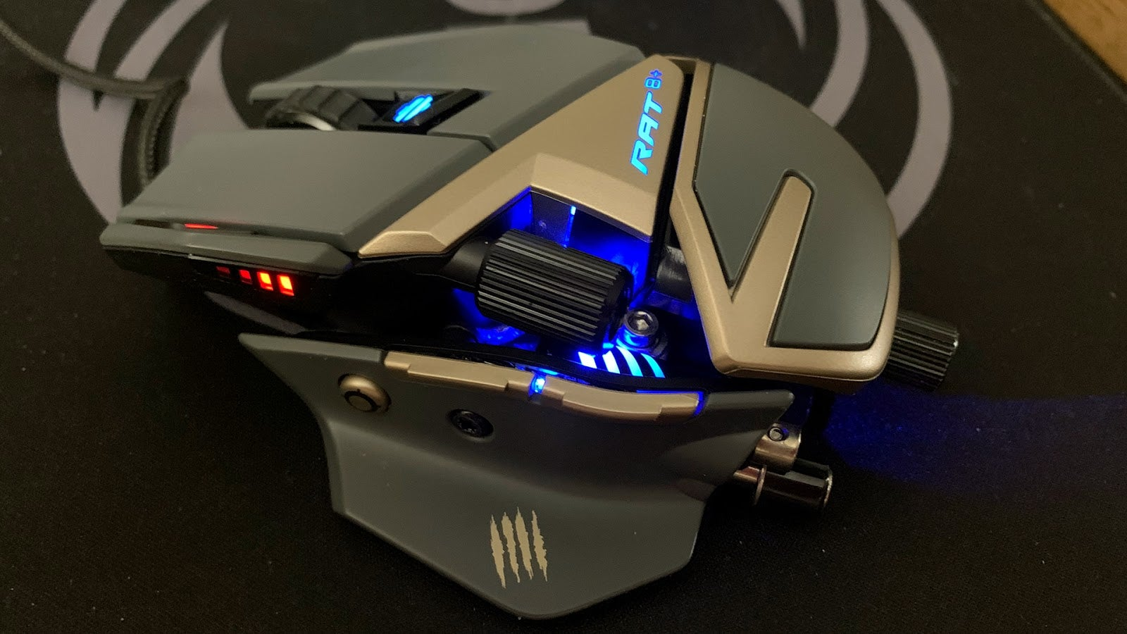 I Love Mad Catz's Bizarre Gaming Mice