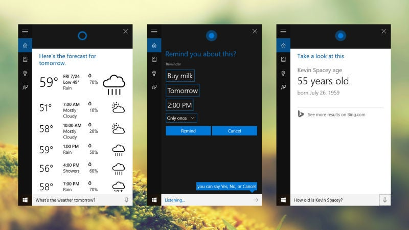 Cortana Will Force You to Keep Your Email Promises