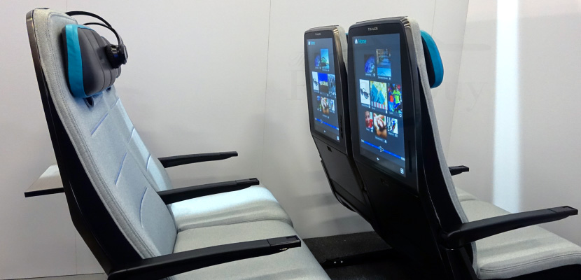 Every Aeroplane Needs These Giant In-Flight Entertainment Screens