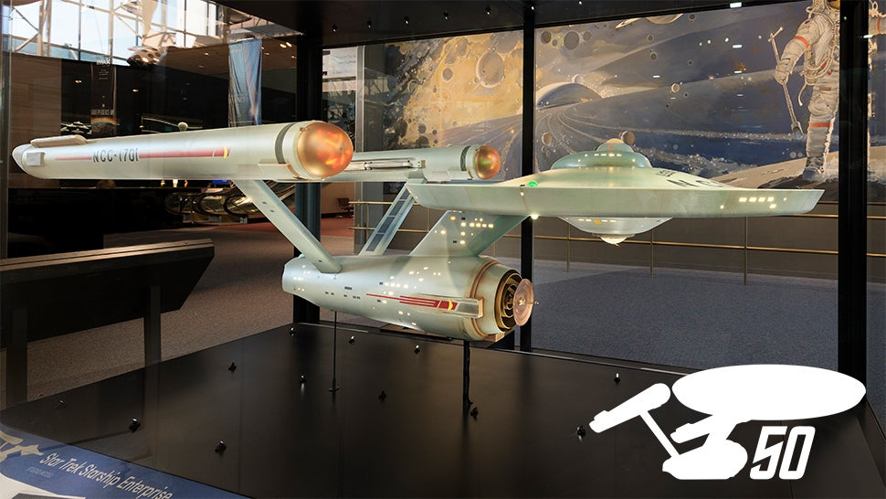 You Can Now Enjoy Audio Tours Of The Smithsonian National Air And Space Museum In Klingon