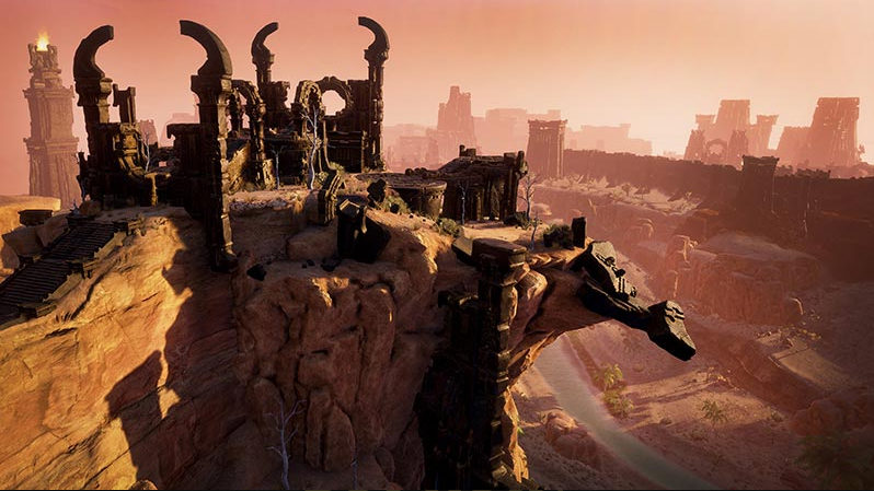 YouTubers Are Fighting Over Destroyed Bases In Conan Exiles
