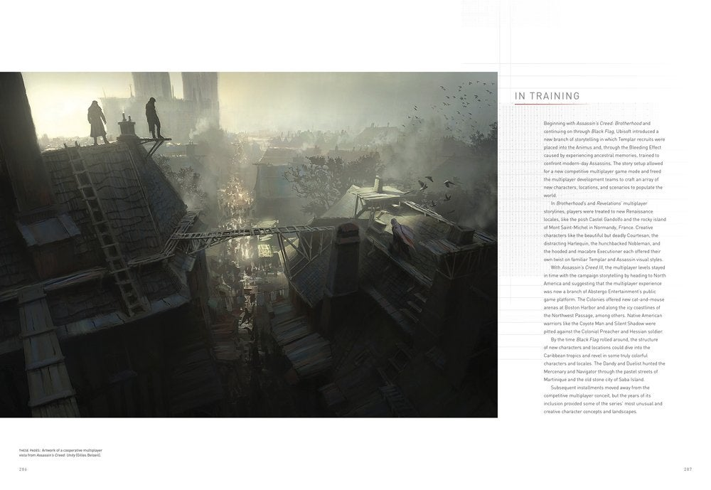 Assassin's Creed's Terrific Concept Art, Collected In One Place