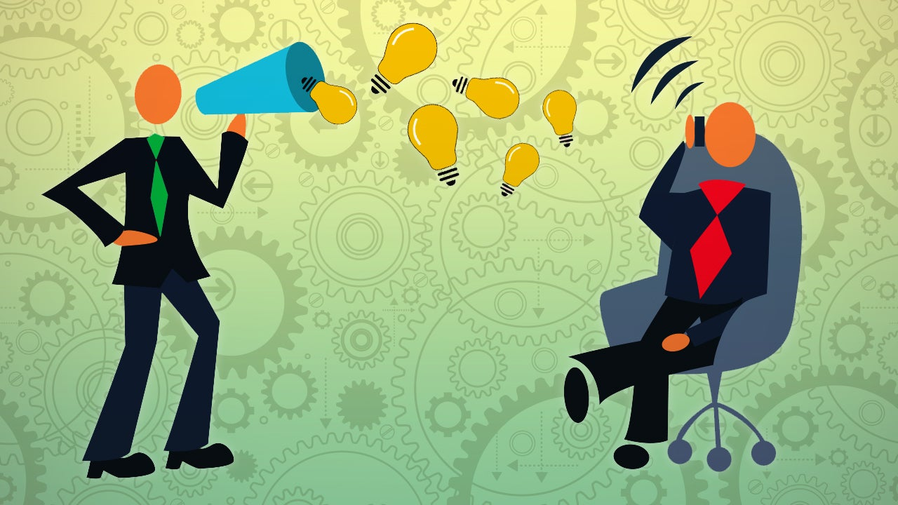 Ask LH: How Can I Get My Boss To Listen To My Ideas?