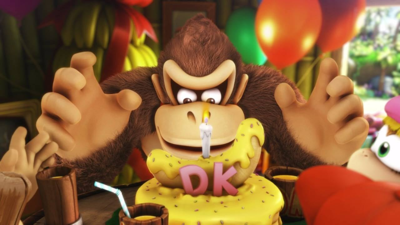 Donkey Kong Country: Tropical Freeze Is Delightfully Difficult