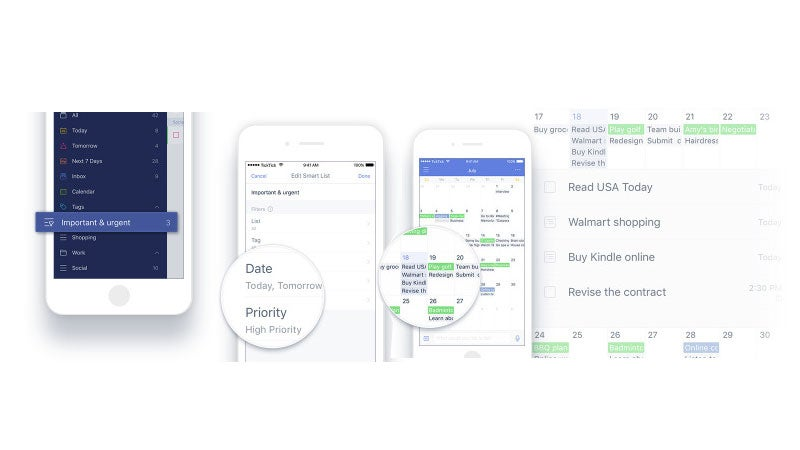 TickTick Adds Task Progress Indicators, Smart Lists And A Grid View