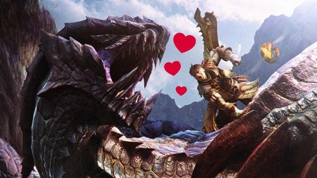 Monster Hunter Helps Bring Couples Together