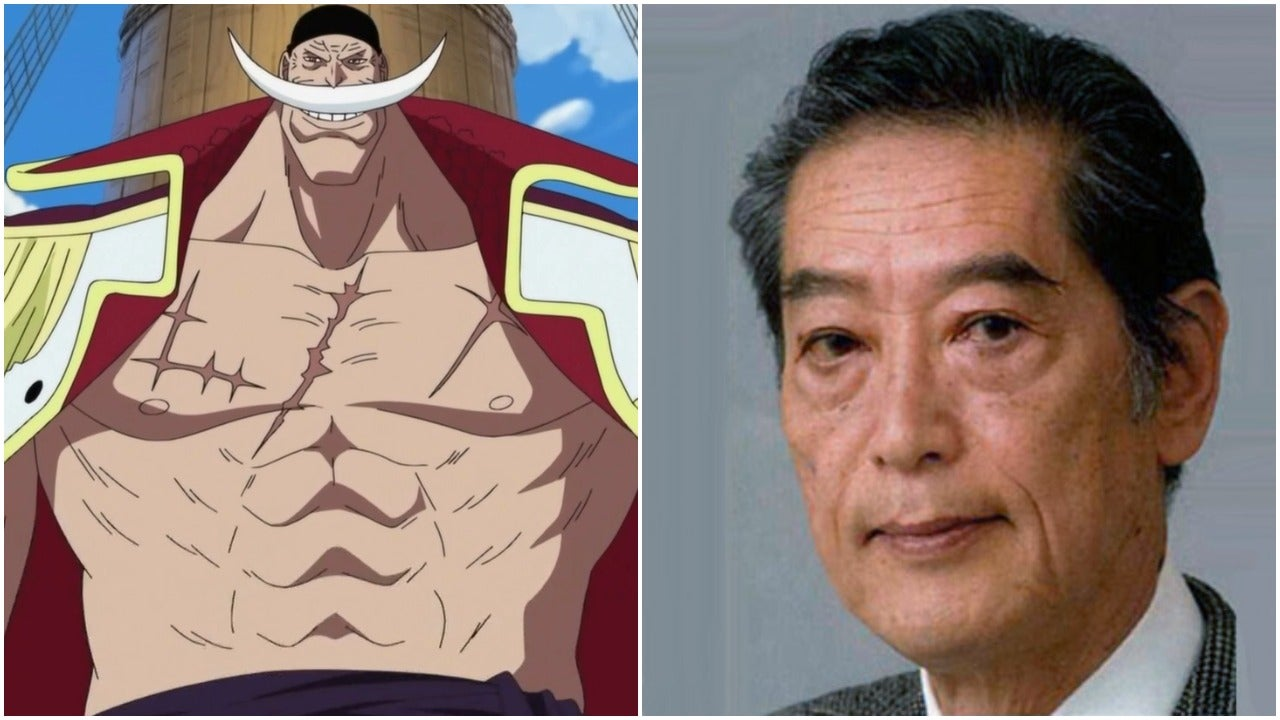 The Japanese Voice Of One Piece's Whitebeard Has Died
