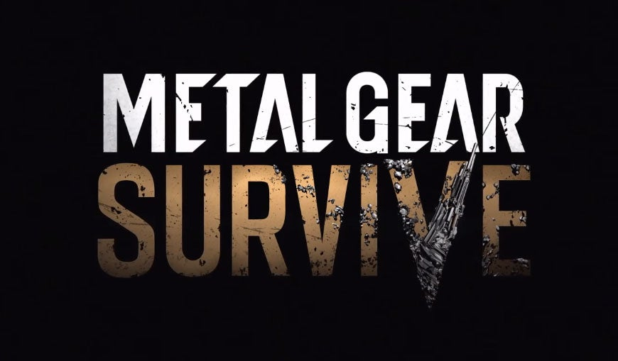 So What Is Metal Gear Survive?