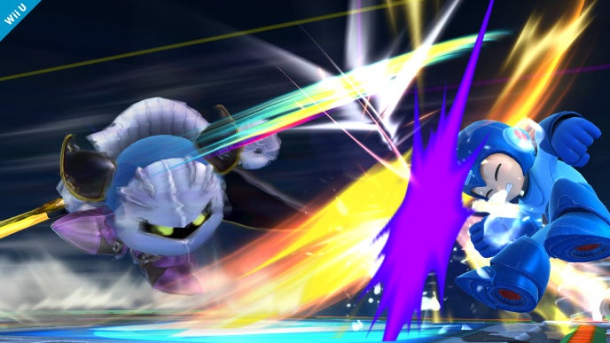 Meta Knight Returns, Looks as Menacing as Ever in Super Smash Bros. 4