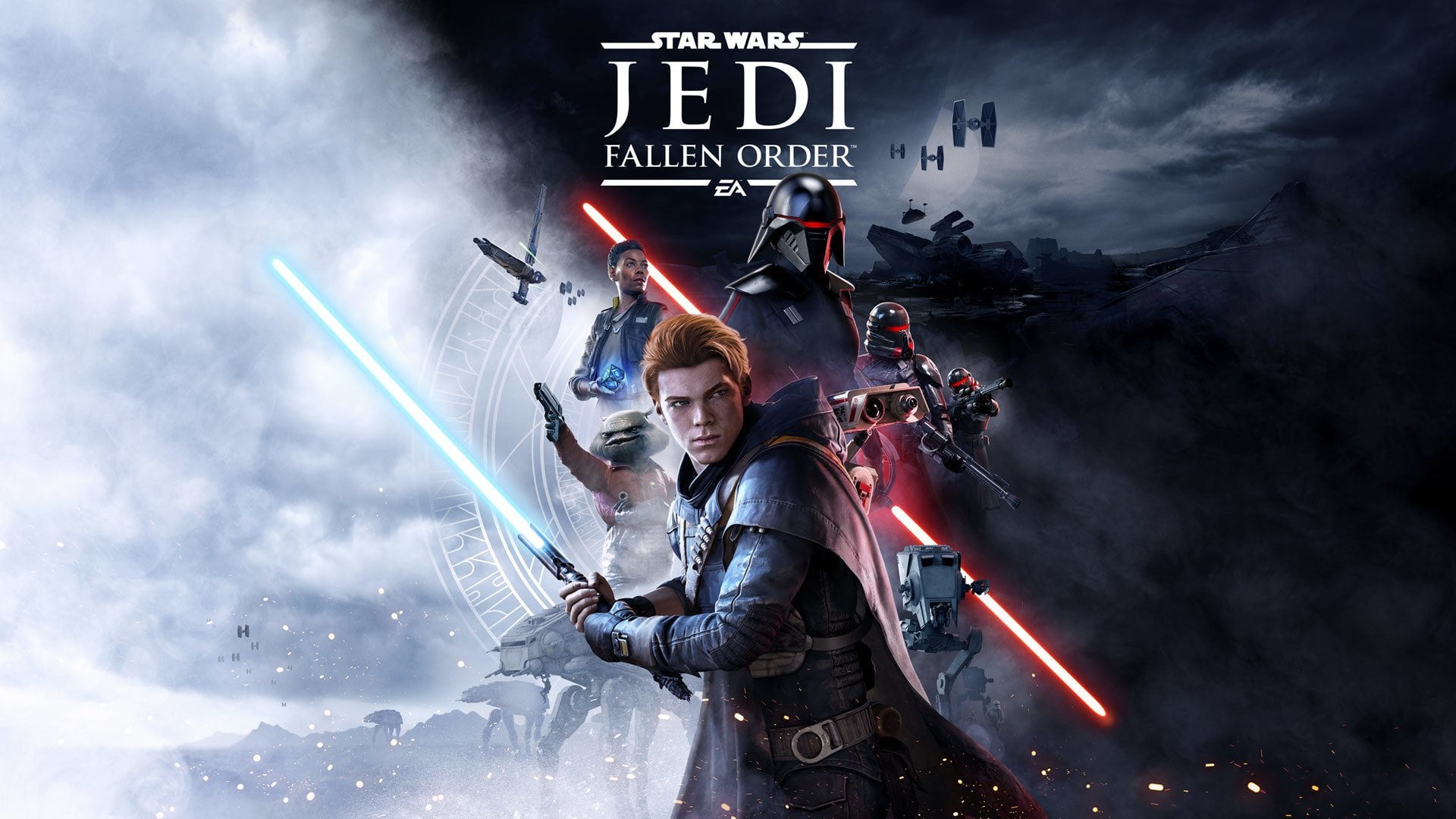 Here's Our First Look At Star Wars: Jedi Fallen Order Gameplay