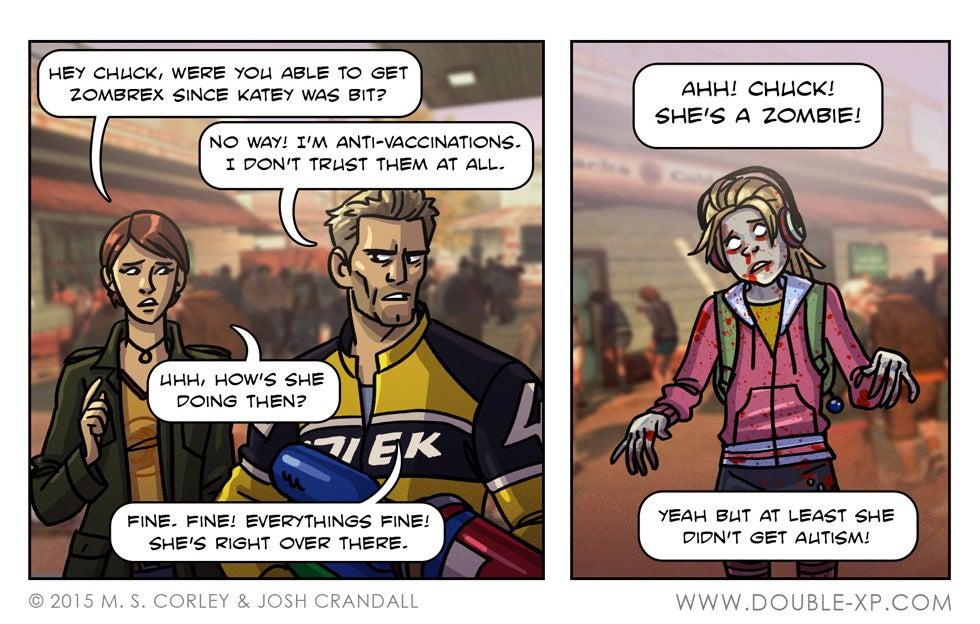 Sunday Comics: You're Useless
