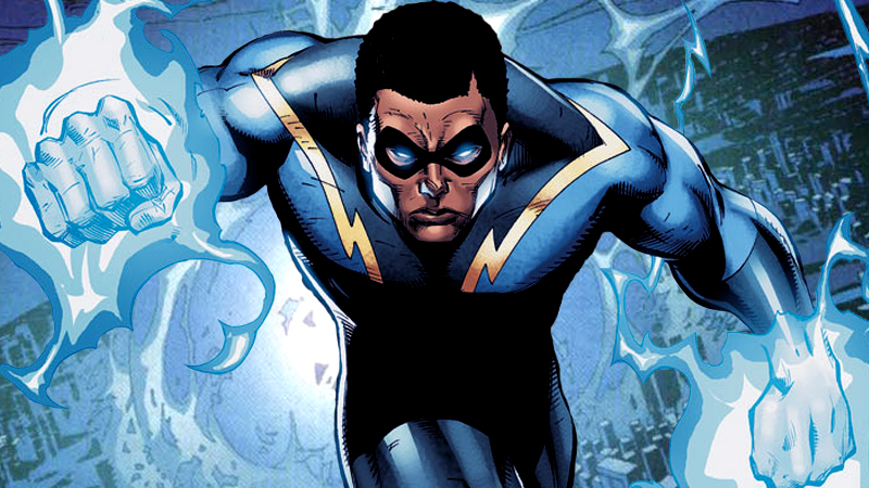 Greg Berlanti's Black Lightning TV Show Is Now Officially Coming To The CW