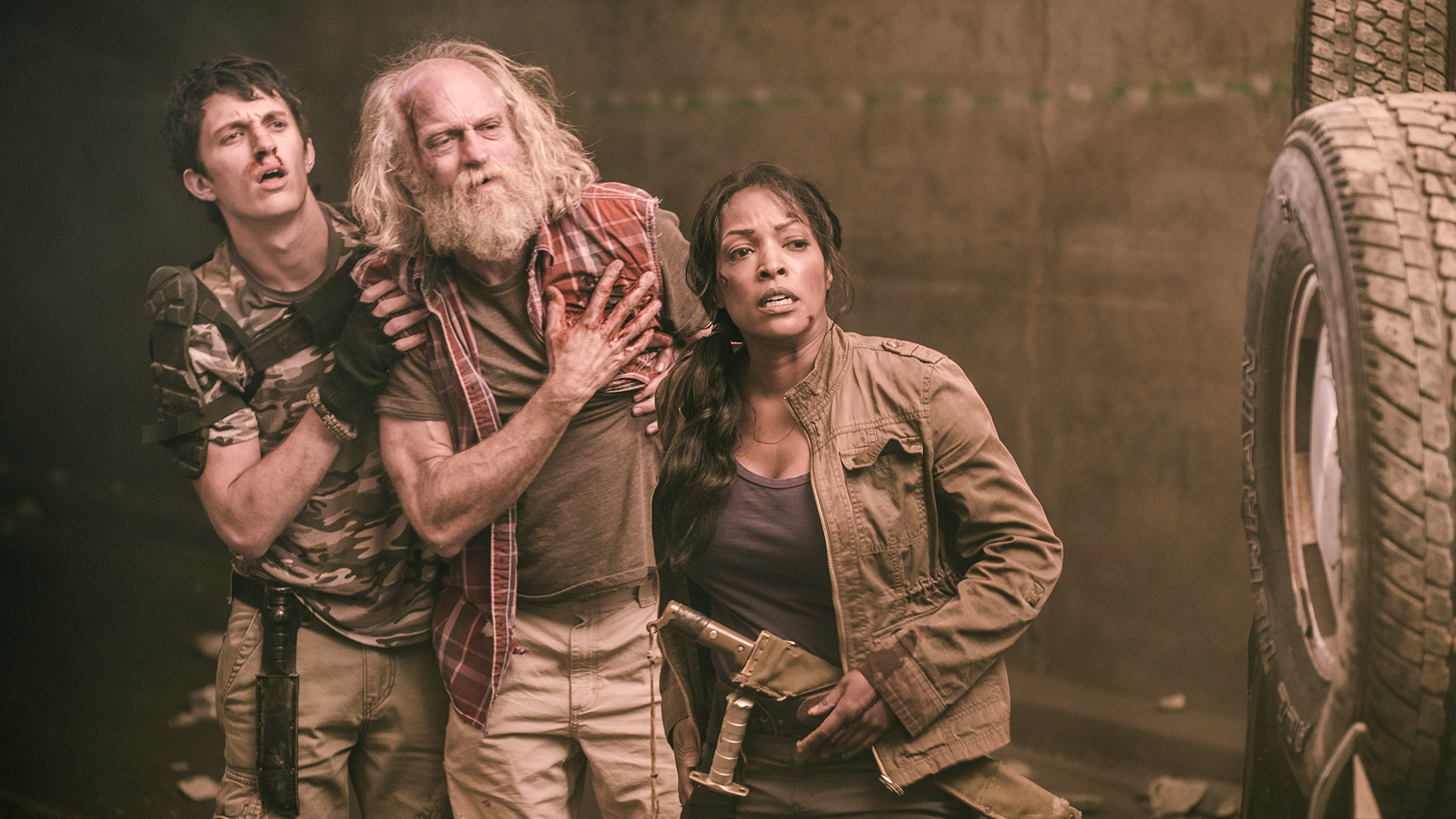 Z Nation Won't Be Returning For A Sixth Zombierific Season
