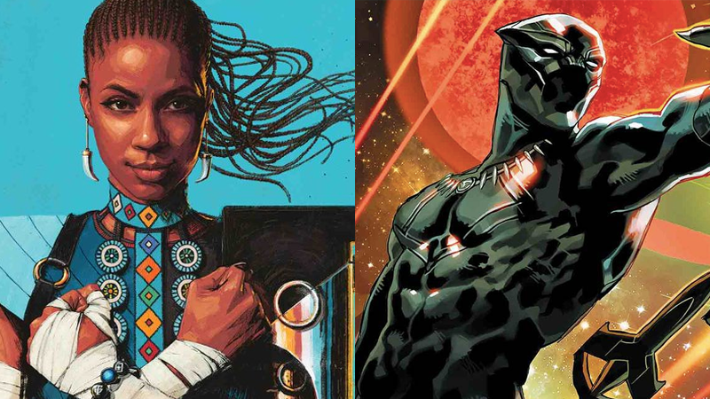 Marvel Is Celebrating Black History Month With Some Excellent (and Free) Black Panther Comics