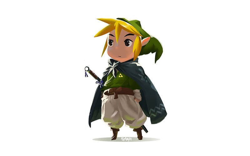 Dig The New Cloak, Link My Man