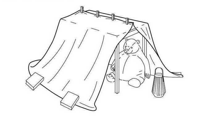Build These Forts Designed By IKEA
