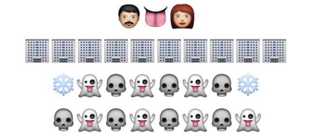 Game of Thrones recapped with emojis is actually pretty damn good