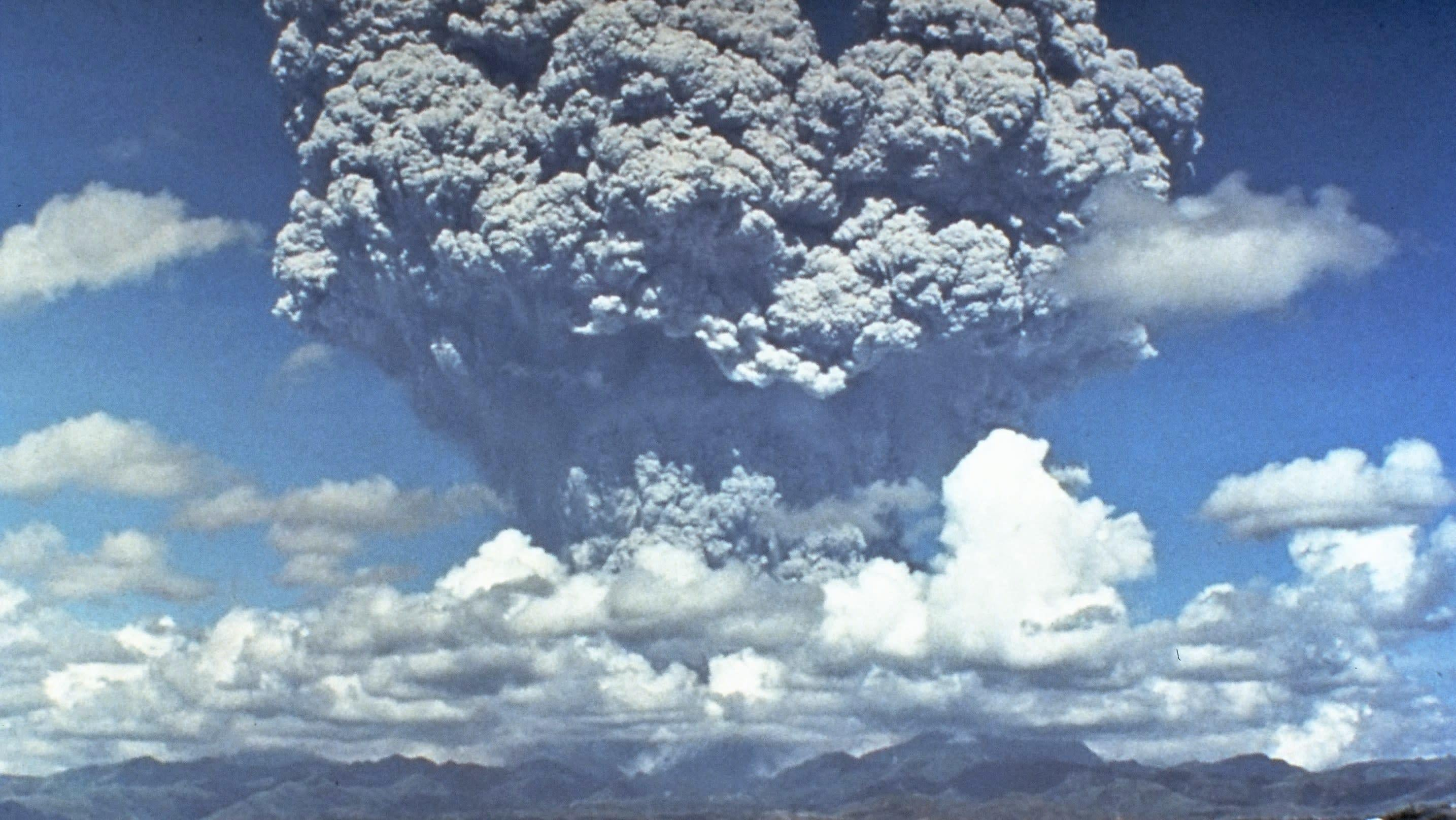 Welp, Using Volcanoes To Understand Geoengineering Might Not Really Work