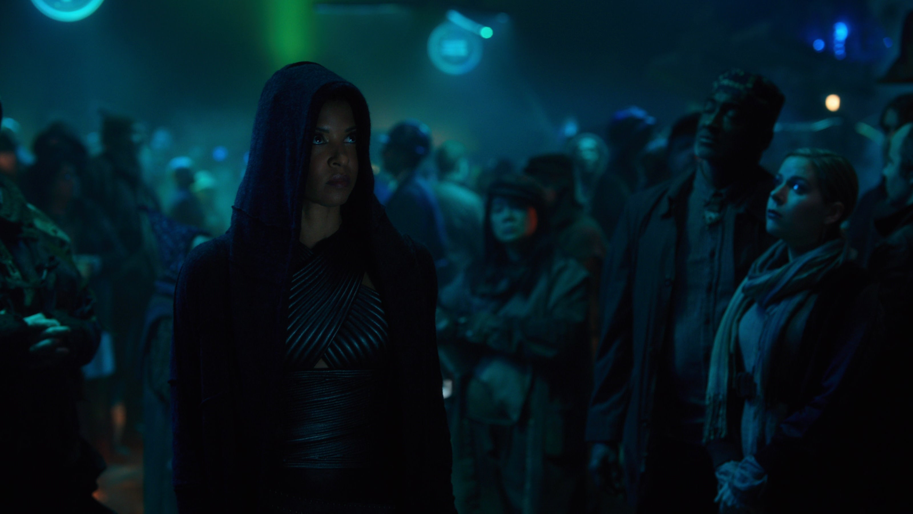Hamilton's Renée Elise Goldsberry Takes Centre Stage In Altered Carbon Season 2