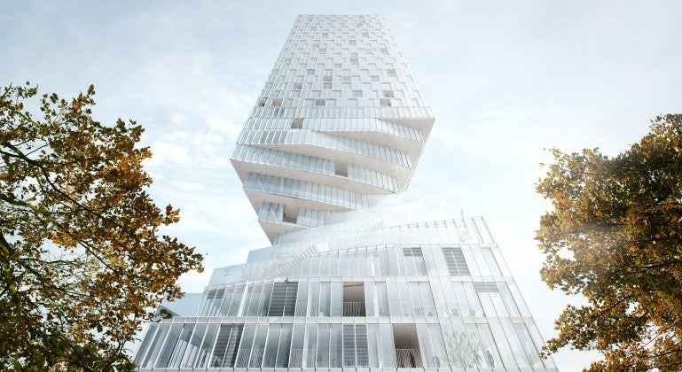 This Twisting Skyscraper Is Terrifyingly Clever