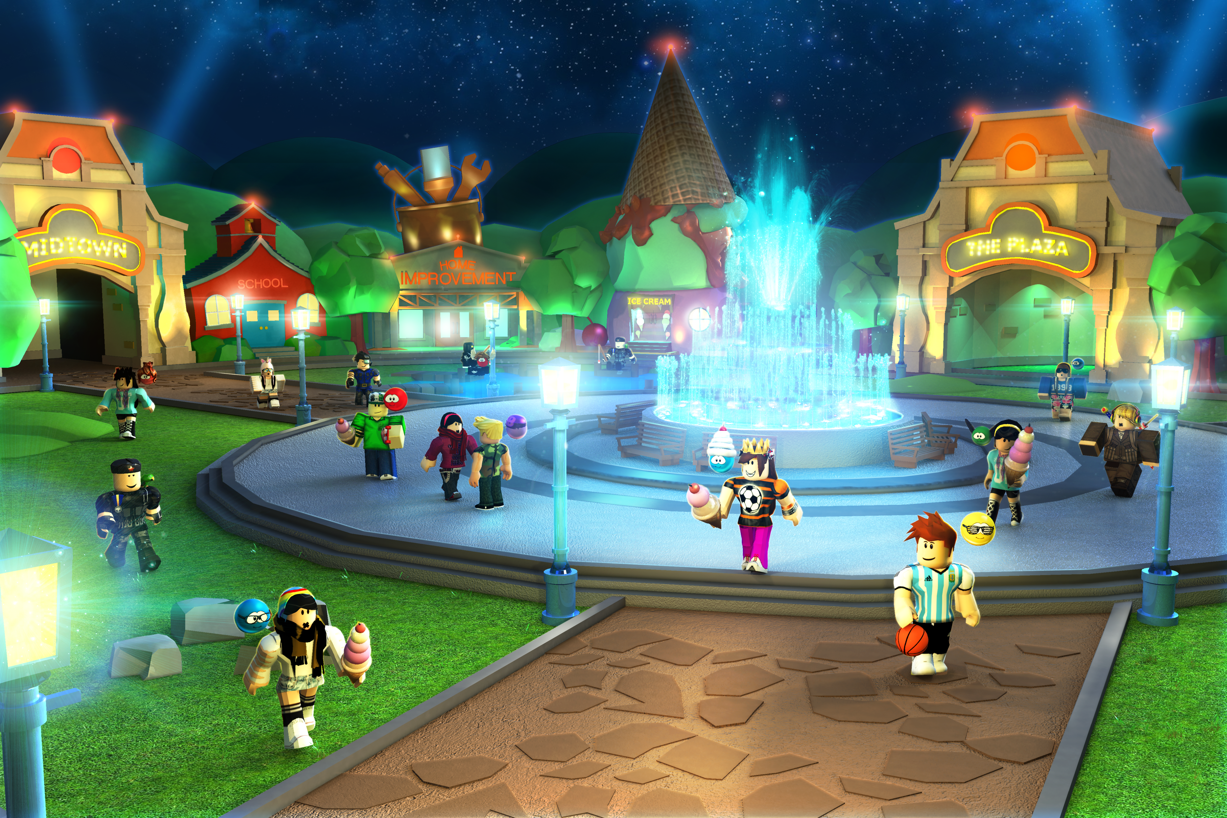 Ready Player One Themed Roblox Event Becomes A Big Mess