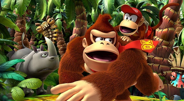 Donkey Kong Country Back On Wii U After Mysterious Two-Year Absence