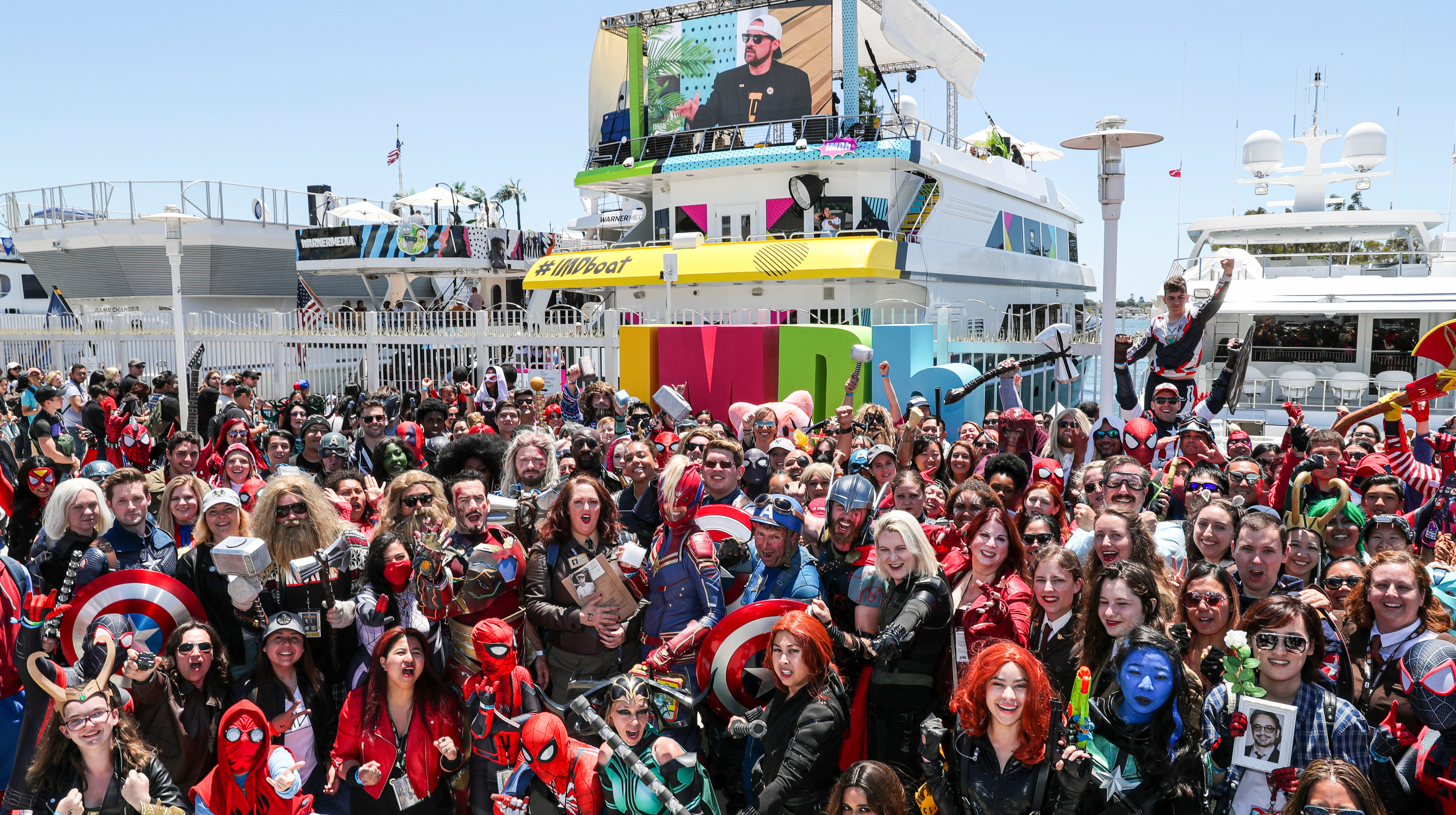 What Is San Diego Comic-Con Playing At?