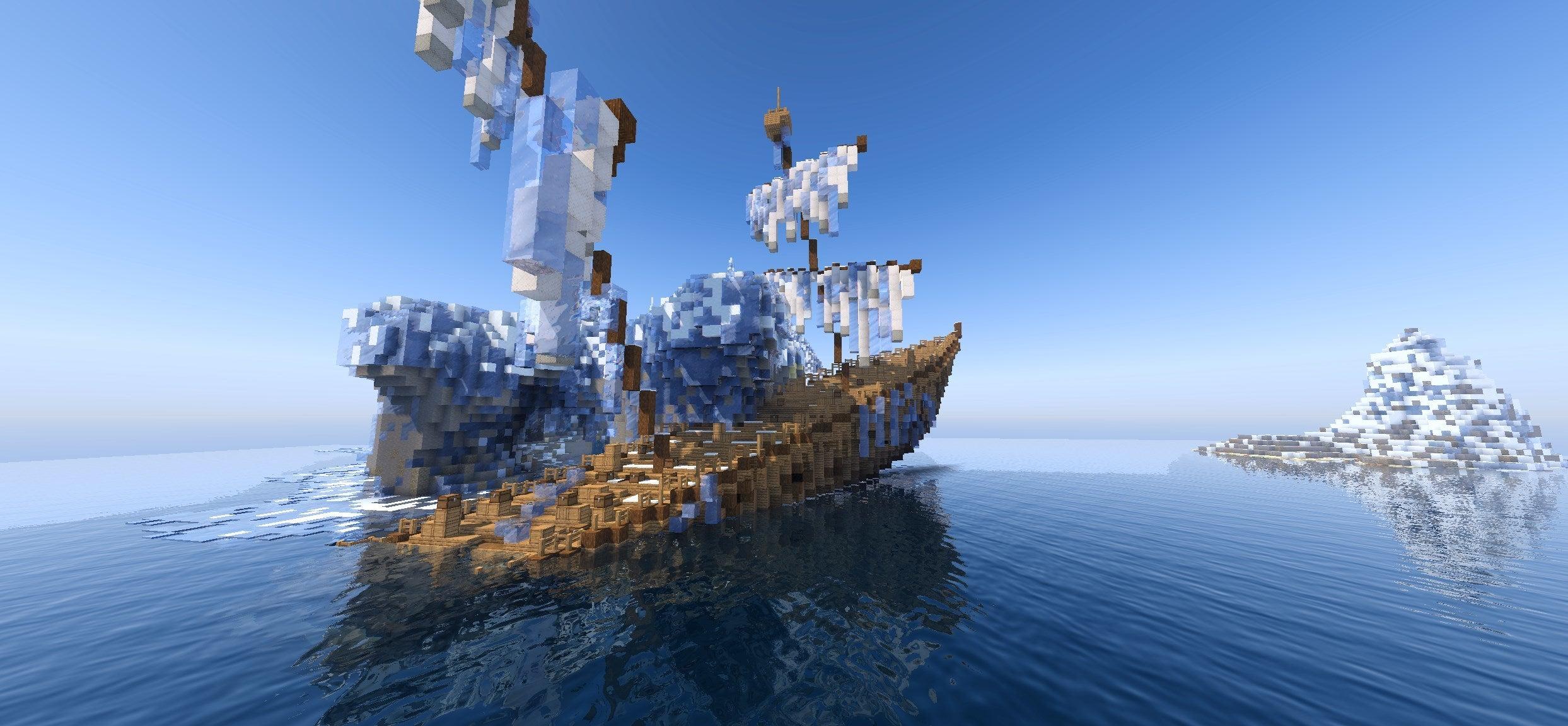 A Giant MMO Made Entirely Inside Minecraft | Kotaku Australia